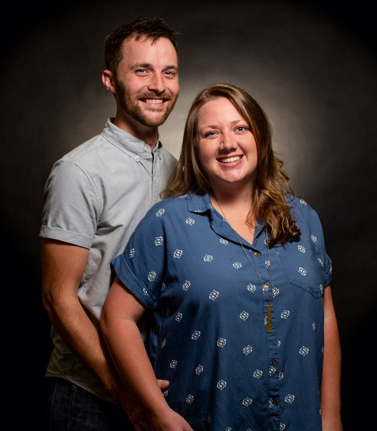 AJ & Rachelle Rice - Gulf Breeze Campus Pastors