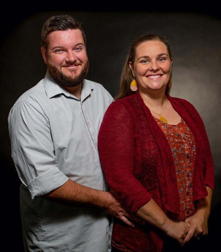 Elijah & Jenna Purcell - Milton Campus Pastors