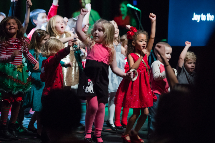 Liberty Church Kids and Nursery