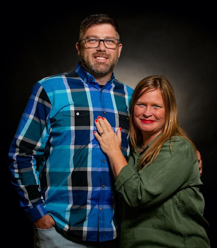 Nate & Rachel Wheeler - Regional & North Campus Pastors