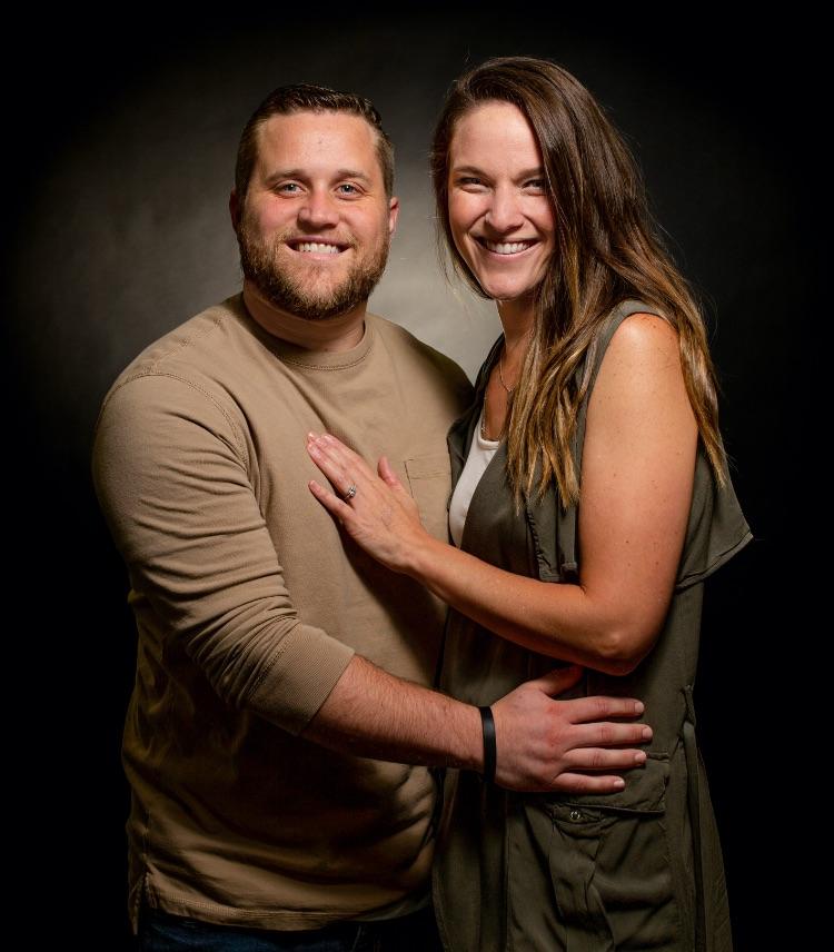 Todd & Rebecca Caroline - Milton Campus Pastors