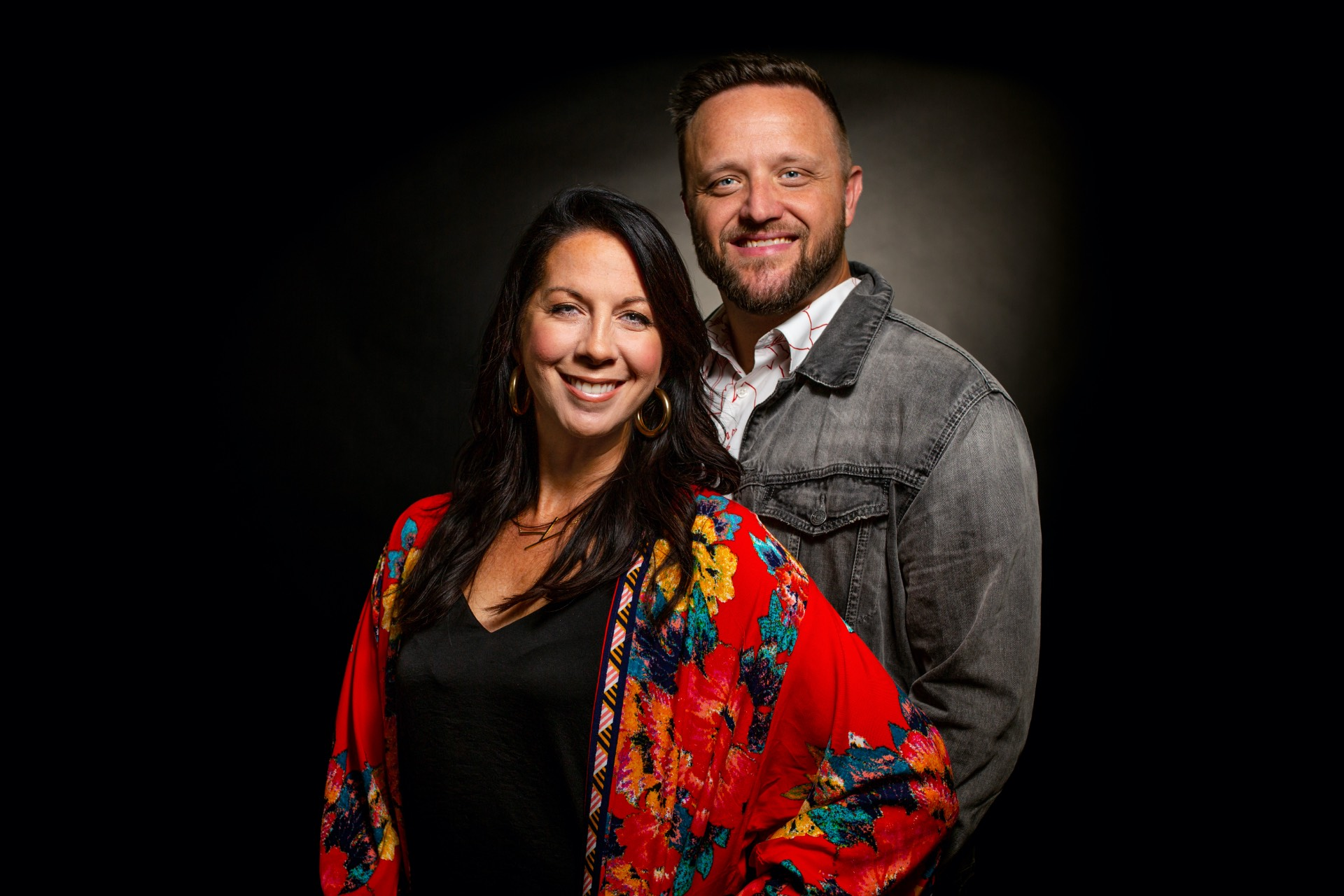 Pastors Josh and Kristin Lipscomb of Liberty Church