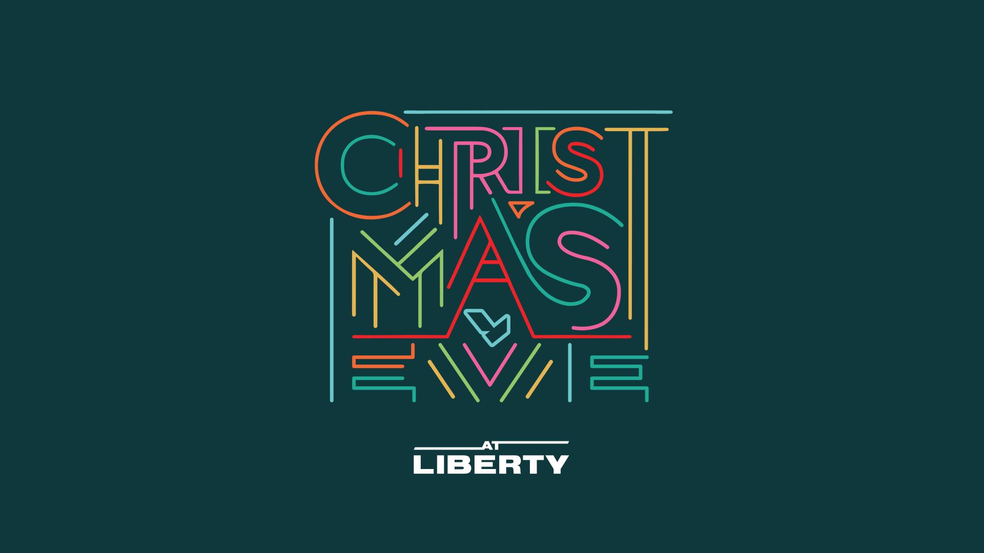 Christmas Eve at Liberty Church